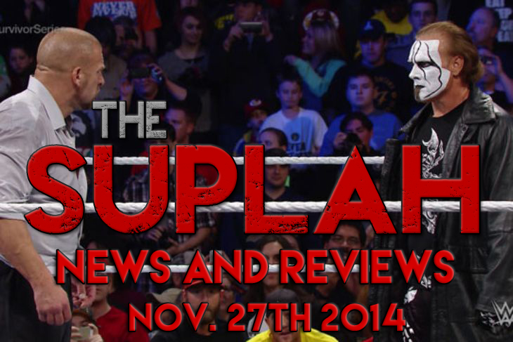 Sting's WWE Schedule, Lesnar back to UFC? | The Suplah