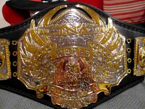 Tna World Title Tna Heavyweight Title Not
