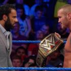 WWE-Smackdown-Jinder-Mahal-steals-Randy-Ortons-WWE-Championship